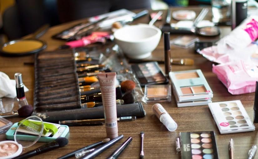 MUA makeup sessie
