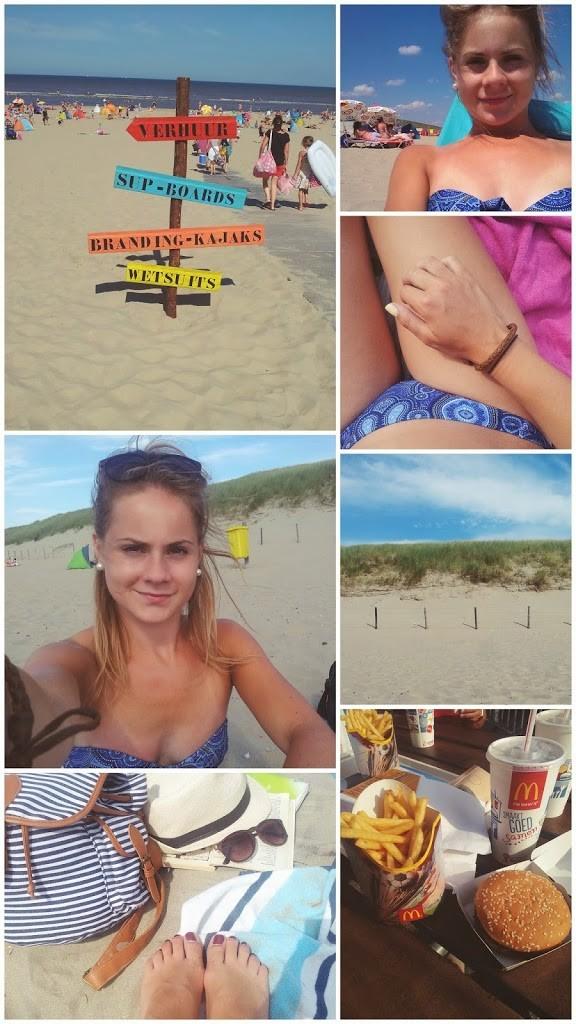Beachday through phone