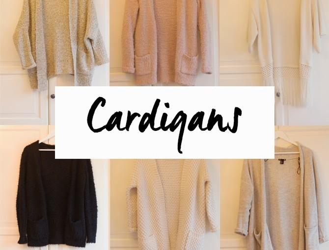 Cardigans obsessie