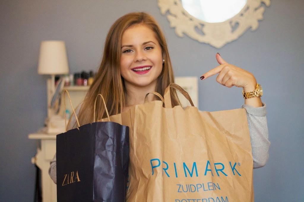 Shoplog Primark, ZARA & New Look