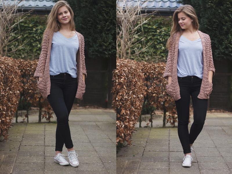 Lente boho outfit 1