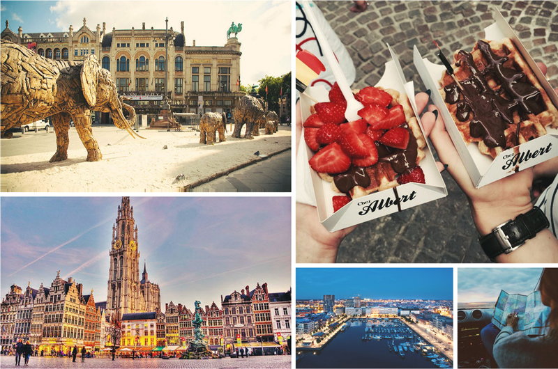 Antwerpen-Collage