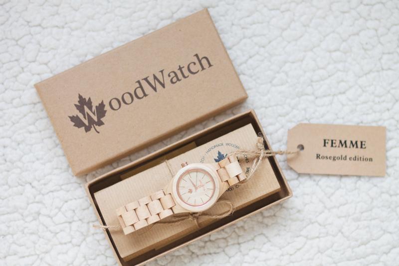 Wood-watch-horloge-rose-femme
