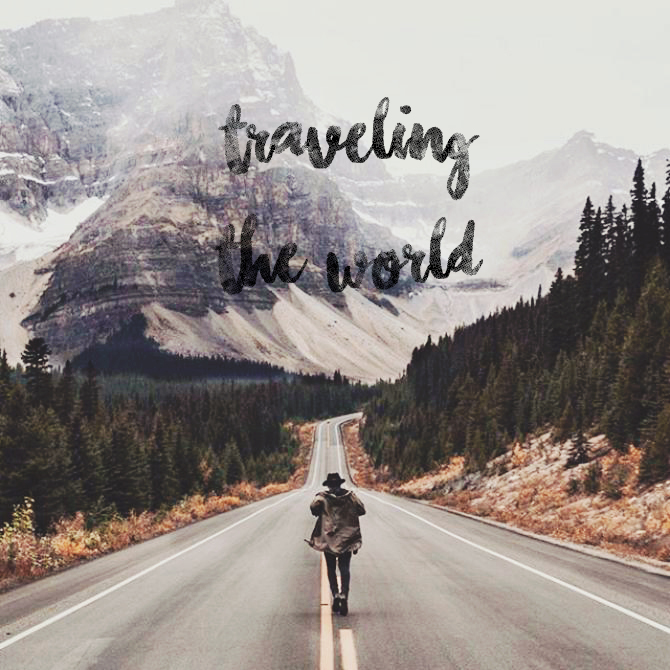 Traveling wants