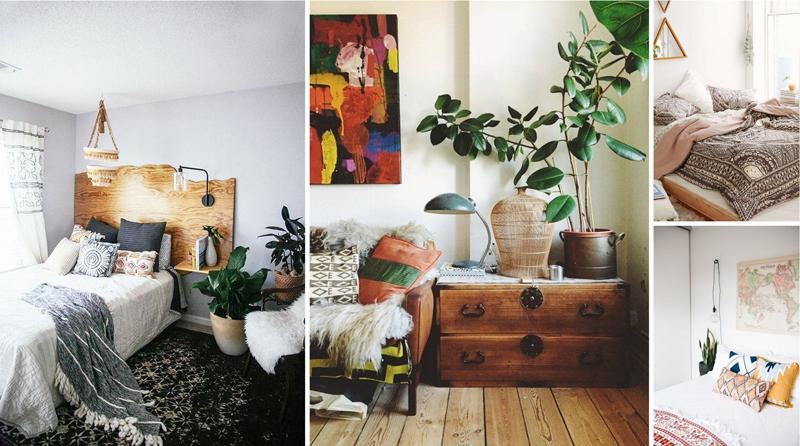 Bedroom-Bohemian