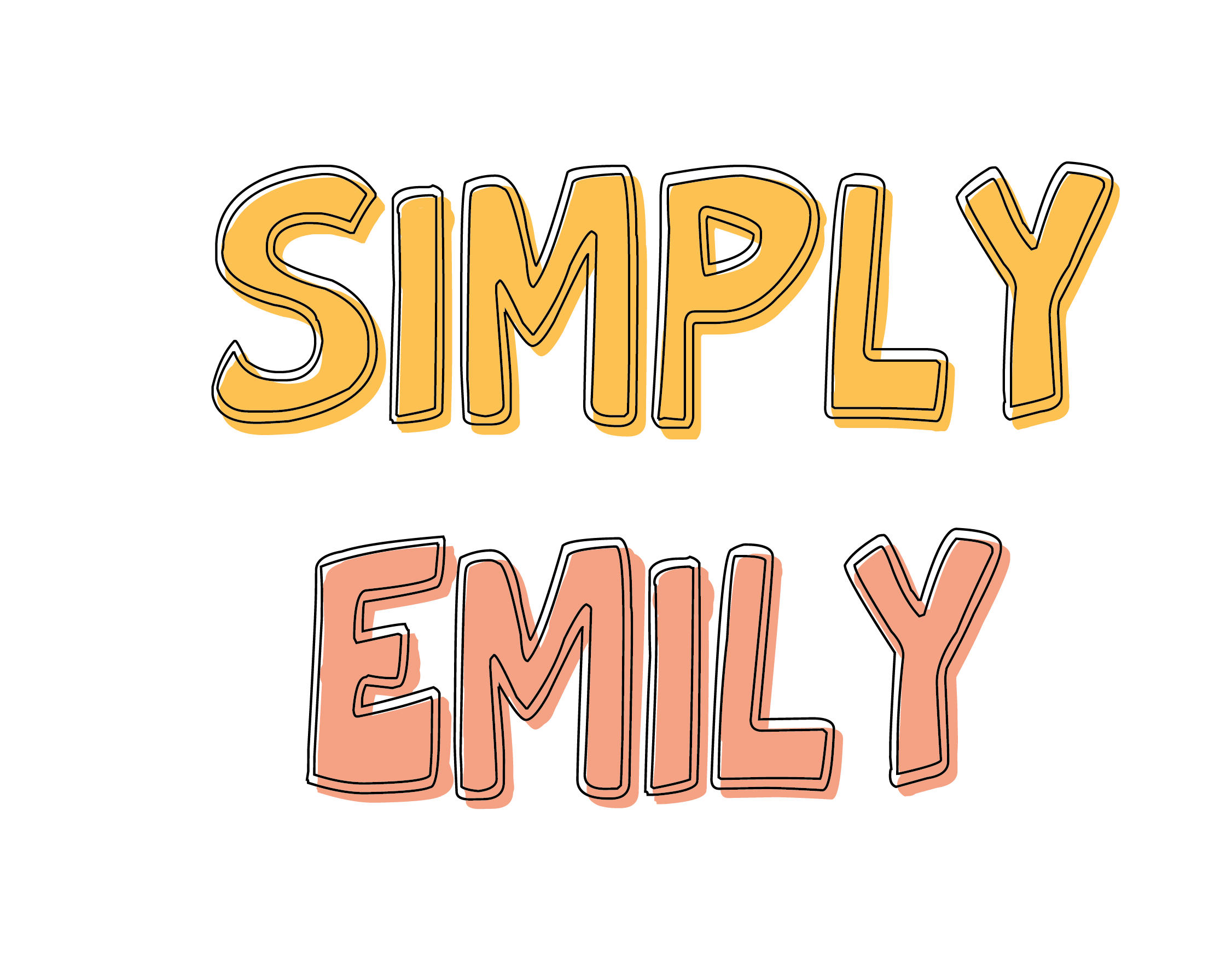 Simply Emily - Personal blog