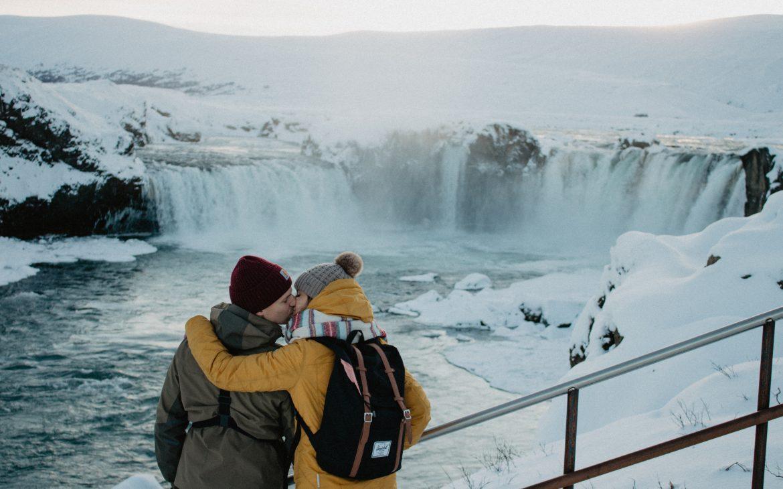 Aaah! Ten huwelijk gevraagd in IJsland
